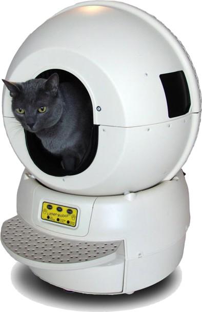 litiere chat haut de gamme